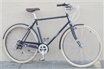 "Large PUBLIC V7 Utility Commuter Town Bike ~5'9""-6'2"""
